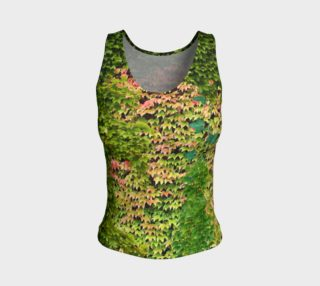 Ivy Fitted Tank Top preview