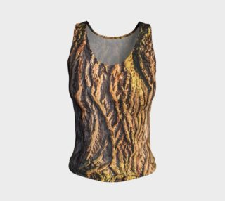 Tree Fitted Tank Top preview