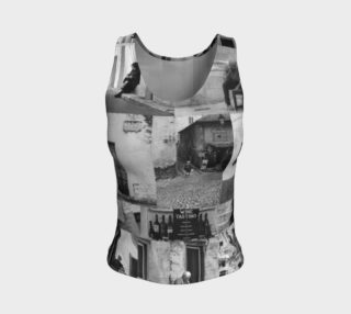 Utterly Italy Puglia Scenes Fitted Tank preview