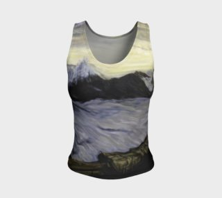 """""""Cusp"""" Fitted Tank Top preview"""
