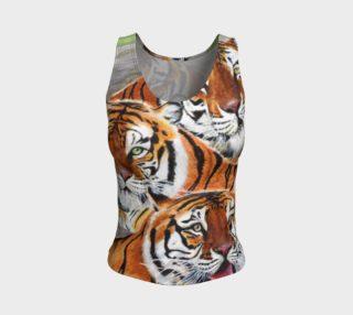 Texas Tiger Trio by Zrana preview