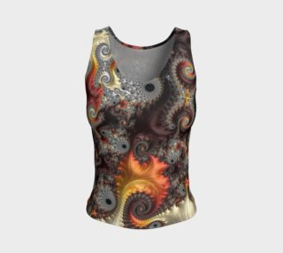 Elegance Fitted Tank Top preview