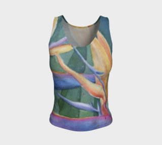 Bird of Paradise Tank Top preview