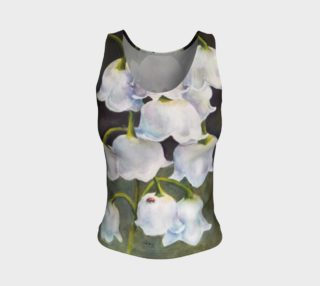 Lily of the Valley Tank Top preview