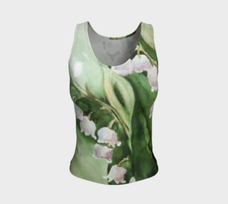 Lily Fronds Tank Top preview