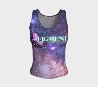 Galaxy Figment Logo Tank preview