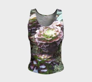 Beautiful Nature, Fitted Tank  aperçu