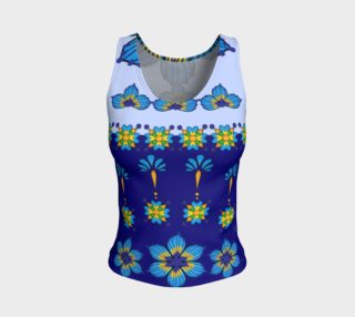 Talavera Fitted Tank preview