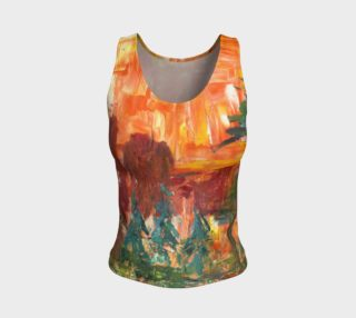 Aperçu de Canyon.Fitted.Tank.Top