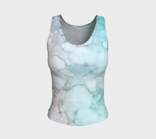 Soap & Bubbles Fitted Tank Top 1 preview