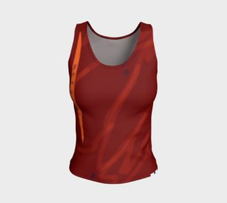 Yemanja Fitted Tank Top preview