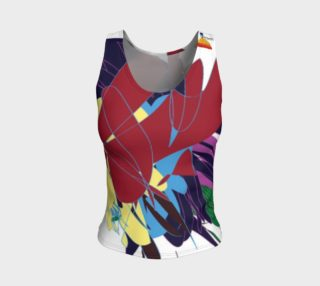 Aperçu de EBO Fitted tank top