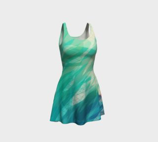 Legato Inverted Flared Dress preview