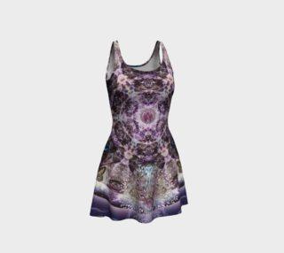 Unfoldment Mandala Flare Dress preview