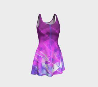 Shiny Purple Buttons   Future Art Fashion preview