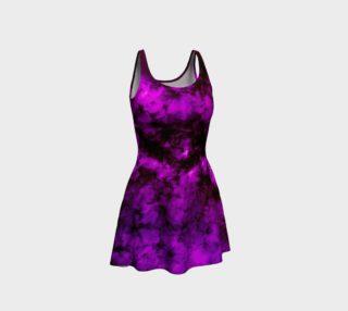 Tie-Dye Sky in Purple preview