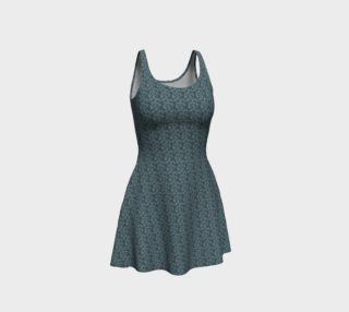 Aperçu de Confusion Setting In Flare Dress