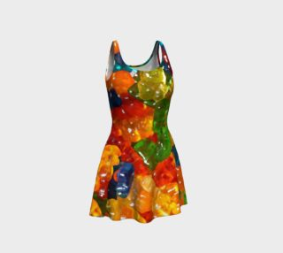 Gummy Bear Dress by Squibble Design preview