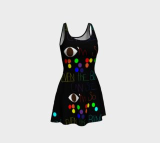 DOPE flare dress preview