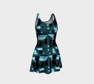 Eisler's Flare Dress preview