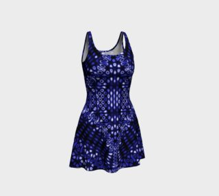 Blue Mind Warp Dress preview