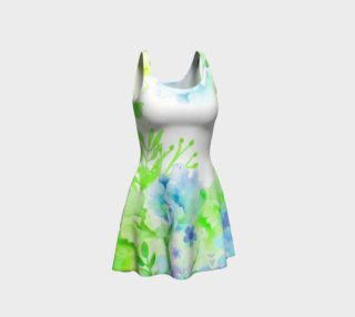 Nature's Bounty Dress by Deloresart preview