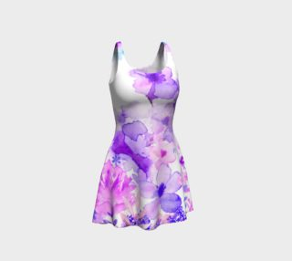 Harmonious Garden Dress by Deloresart preview