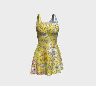Francella Yellow Dress by Deloresart preview