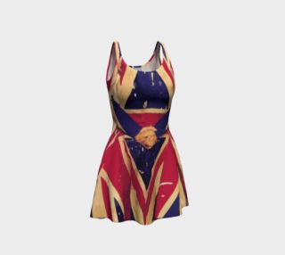 Bowie Union Jack Dress by HOLLIDAY preview