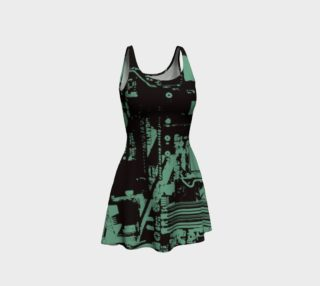 Gigabyte Girl Dress by HOLLIDAY preview