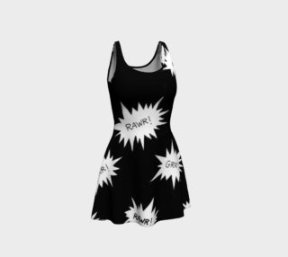 Rawring Dress (Flare) preview