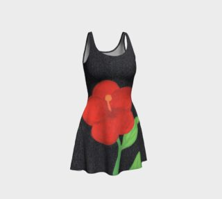 Red Hibiscus preview