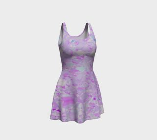 Shatter Me Rose Quartz Flare Dress preview