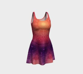 Mandala Sun Flare dress preview