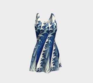 Mandala dream flare dress preview