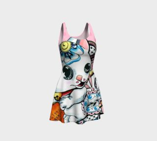 manekineko dress preview