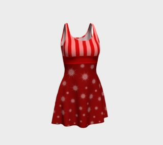 Red Holiday Dress preview