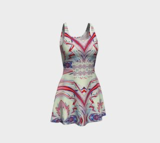 Luna Park / Rocket Dress with Lightning Bolts preview