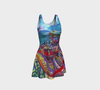Roller Coaster 360 Instant Party Dress ! preview
