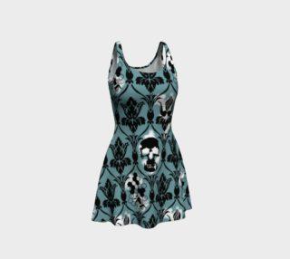 Sherlock Wallpaper Dress preview