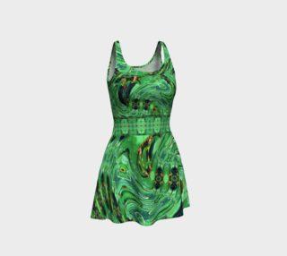 Kansas Green Tornado Dress preview