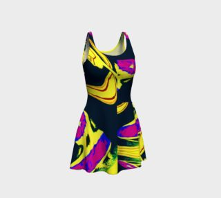 Vacation Time Split Flare Party Dress preview