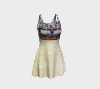 2020 Devin Fine-Art Renaissance Royal Flare Dress  preview