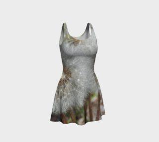 Dandelion Fluff Flare Dress preview