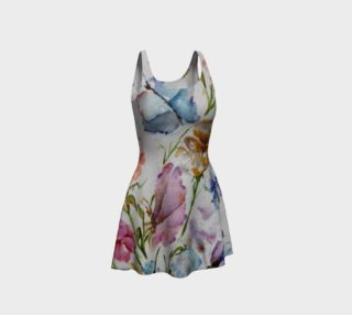 Garden Party Flare Dress preview