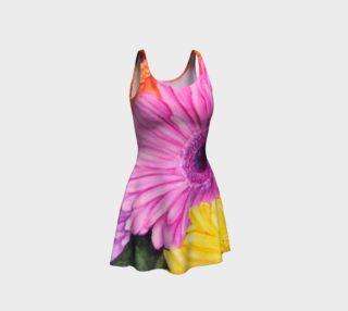 Gerbera 2 Flare Dress preview