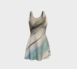 ocean current dress preview