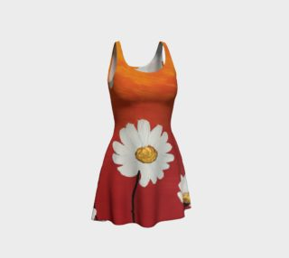 Aperçu de Daisy Sunset Flare Dress