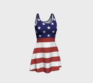 American Flag Flare preview