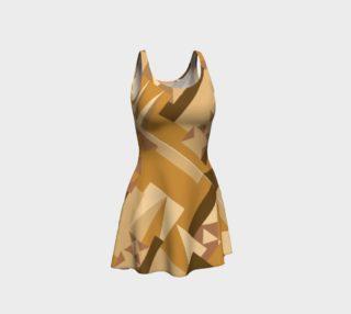 Mellow Tribal Pattern Dress preview